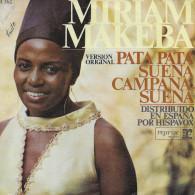 Miriam Makeba 45t. SP ESPAGNE *pata Pata* - World Music