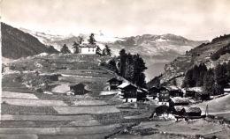 # La Sage - St Cristophe - Diableret - Oldenhorn - Sanetschhorn - VS Valais