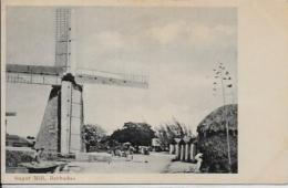 CPA Barbados Barbade Moulin à Vent Non Circulé Sugar Mill - Autres