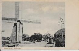 CPA Barbados Barbade Moulin à Vent Non Circulé Sugar Mill - Sonstige