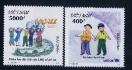 Vietnam Viet Nam MNH Perf Withdrawn Stamps 2001 : For Vietnamese Children First (Ms865) - Vietnam