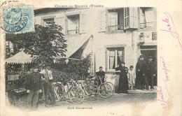 88 - COLROY La GRANDE - Café Delagoutte - Colroy La Grande