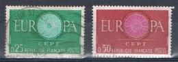 Europa 1960  Oblitéré France - 1960