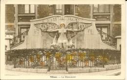 TILLEUR   LE MONUMENT - Saint-Nicolas
