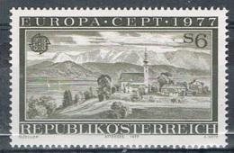 Europa 1977  Neuf**  -  Österreich - Autriche - Europa-CEPT