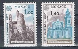 Europa 1977  Neuf**  -  Monaco - 1977