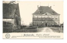 K34. HERKENRODE  -  Quatier Abbatial. (1658)  -  Kaard Gestuurd Van Hasselt Naar Engeland. - Gibraltar