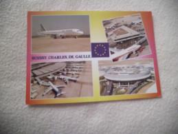 AEROPORT ROISSY CHARLES DE GAULLE