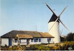 MOULINS A VENT - FRANCE - Windmill Windmühle Windmollen : Moulin Du POIROT ( Vendée ) - CPSM CPM GF - - Moulins à Vent