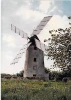 MOULINS A VENT - FRANCE - Windmill Windmühle Windmollen - Le Moulin De CHATEAUNEUF ( Vendée ) CPSM CPM GF - - Moulins à Vent