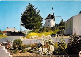 MOULINS A VENT - FRANCE - Windmill Windmühle Windmollen - Le Moulin Maingourd ( Pays De Monts ) :   - CPSM CPM GF - - Moulins à Vent