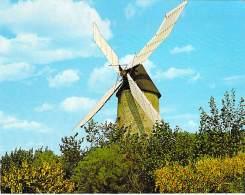 MOULIN A VENT - FRANCE - Windmill Windmühle Windmollen - Petit Lot (1/4) De 5 CPSM CPM GF ... Divers Moulins ... - Moulins à Vent