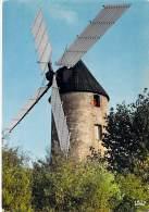 MOULIN A VENT - FRANCE - Windmill Windmühle Windmollen - Petit Lot (2/4) De 5 CPSM CPM GF ... Divers Moulins ... - Moulins à Vent