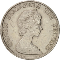 Hong Kong, Elizabeth II, 5 Dollars, 1980, TTB, Copper-nickel, KM:46 - Hong Kong