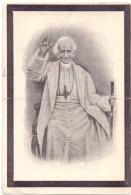 Devotie Doodsprentje - Paus Leo XIII ( Joachim Pecci ) Carpineto 1810 - Rome 1902 - Obituary Notices