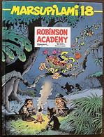 BD MARSUPILAMI - 18 - Robinson Academy - BE - EO 2005 - Marsupilami
