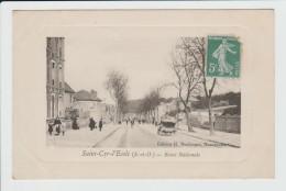 SAINT CYR L´ECOLE - YVELINES - ROUTE NATIONALE - St. Cyr L'Ecole