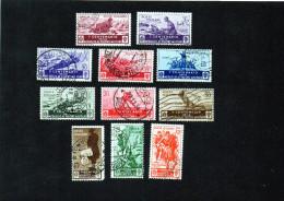 B - 1934 Italia - Medaglie Al Valor Militare - 1900-44 Vittorio Emanuele III