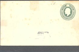 TRANSVAAL, 1902 ½d Envelope (136x79mm), Fine - Zuid-Afrika (...-1961)