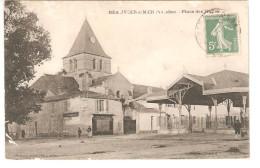BEAUVOIR Sur MER - Place Des Halles - Beauvoir Sur Mer