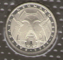 GERMANIA 5 DEUTSCHE MARK 1978 BALTHASAR NEUMANN 1687 - 1753 AG SILVER - [10] Commemorative