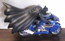 MOTO SUPERMAN CORGI - Motos