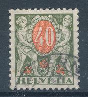 Suisse Taxe N°61 (o) - Taxe