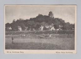 AK Litauen WILNA 1916-01-08 Zamkowa Berg - Lituanie
