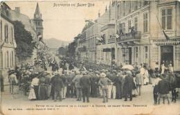 88 - SAINT DIE - Revue De La Ganison - Grand Hotel Terminus - Saint Die