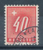 Suisse Taxe N°73 (o) - Taxe