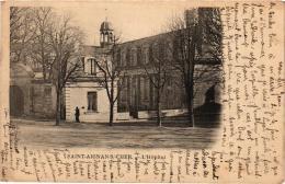 SAINT AIGNAN SUR CHER ,L'HOPITAL  REF 48101 - Saint Aignan