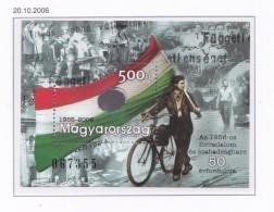 HONGRIE 2006  ANNIVERSAIRE DE LA REVOLUTION BLOC297 - Hongrie