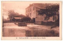 (27) 479, Pacy Sur Eure, Pointereau 55, Les Chutes D'eau Au Moulin - Pacy-sur-Eure