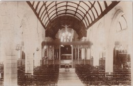 ST CLEER CHURCH INTERIOR - England