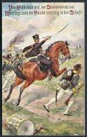 Germany Patriotic Postcard - Patriotic