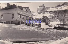 CPSM 9X14 De  GOURETTE (64) - BRASSERIE De L'AMOULAT - CACHET De L'HOTEL - 1950 - Francia