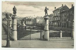 BRUXELLES - SQUARE D'ARENBERG VIAGGIATA FP - Other
