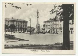 VERCELLI PIAZZA TORINO NV FG - Vercelli