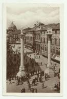 VICENZA PIAZZA DEI SIGNORI VIAGGIATA  FP - Vicenza