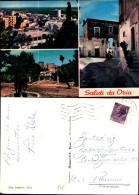 3052a)cartolina-saluti Da Oria-prov.di Brindisi Edizi.alighieri - Brindisi