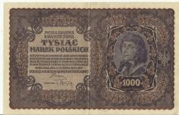 PL 1000 MAREK  1919 - Banknoten
