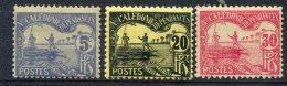 Nouvelle Calédonie                   Taxes    Divers  * - Portomarken