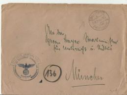 DE CV 1944 - Briefe U. Dokumente