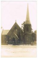 RB 1113 - 1915 Australia Real Photo Postcard - Cootamundra Church South West NSW - Australie