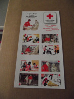 (2016) - Carnet Croix-Rouge - Carnets
