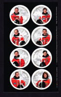 CANADA, 2003,  # 1999, CANADIAN ASTRONAUTS  Booklet - Pages De Carnets