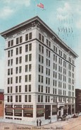 Denver  - Ideal Building ,17th And Champa Sts - Colo   - Scan Recto-verso - Denver