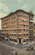 Harrisburg -Metropolitan Hotel  - Pa   - Scan Recto-verso - Harrisburg