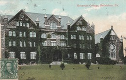Bethlehem  - Moravian  College    - Pa   - Scan Recto-verso - Other