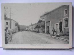 MESNIL AUX BOIS (55)  - ANIMEE - 1918 - France